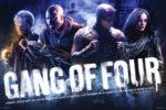 Netflix『ディフェンダーズ』から新たなイメージが登場!戦闘スタイルの4人のヒーローたちが集結!