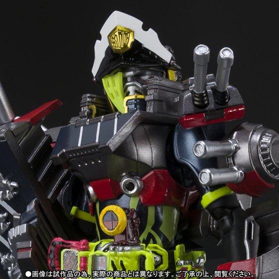 S.H.フィギュアーツ 仮面ライダースナイプ バンバンシミュレーションゲーマーレベル50