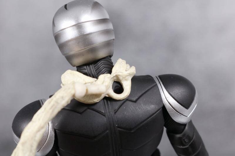 S.H.フィギュアーツ 仮面ライダースカル 真骨彫製法 レビュー