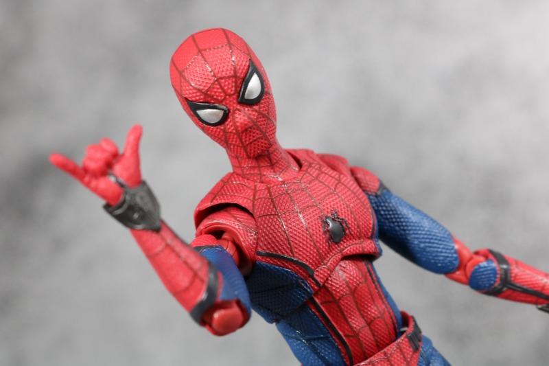 S.H.フィギュアーツ スパイダーマン(ホームカミング) レビュー