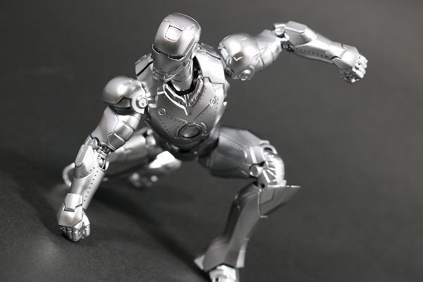 S.H.フィギュアーツ アイアンマン マーク2 レビュー