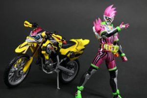 S.H.フィギュアーツ 仮面ライダーレーザー バイクゲーマ― レベル2 レビュー