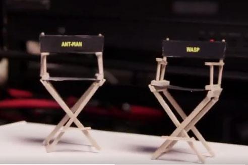 『アントマン&ワスプ』がついに撮影開始!公式PR動画が公開!