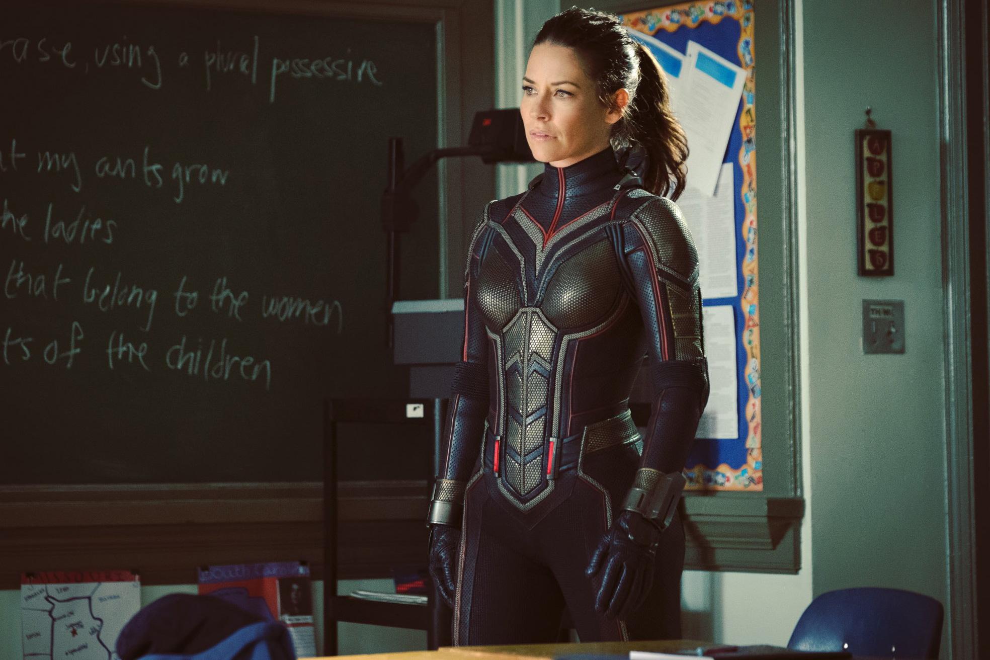 『アベンジャーズ4(仮)』のワスプの登場シーンはわずか?ホープ役女優が答える。