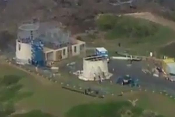 アクアマンの住む灯台『アムネスティベイ』の撮影セットの空撮動画が公開!