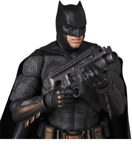 MAFEX バットマン(ジャスティスリーグ)