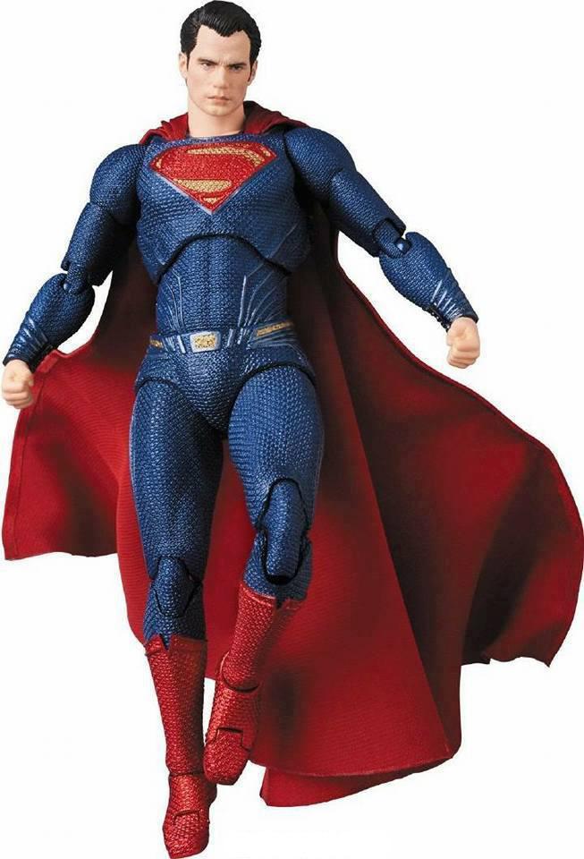 MAFEX スーパーマン(ジャスティスリーグ)