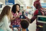 ウォルマートの宣伝動画に『フラッシュ』が登場!商品をお客様へ届ける!