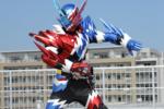 仮面ライダービルド強化フォーム!『ラビットタンクスパークリング』が登場!