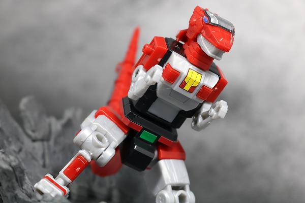 スーパーミニプラ 大獣神 レビュー