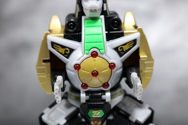 スーパーミニプラ ドラゴンシーザー レビュー