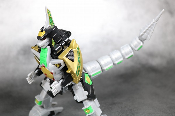 スーパーミニプラ ドラゴンシーザー レビュー レビュー