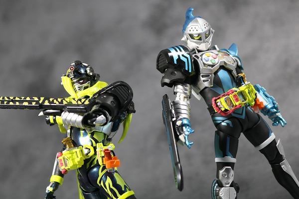 S.H.フィギュアーツ 仮面ライダーブレイブ ハンタークエストゲーマー レベル5 レビュー