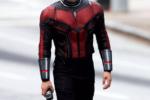 【画像追加あり】『アントマン&ワスプ』の撮影現場からアントマンの新スーツがリーク!