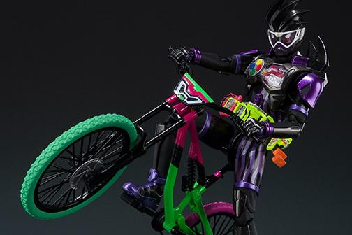 S.H.フィギュアーツ 仮面ライダーゲンムが限定発売!イベント限定版にはスポーツゲーマも付属!