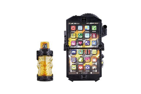 仮面ライダービルドから『バイク変形 DXビルドフォン』が11月発売!ライオンフルボトル付き!