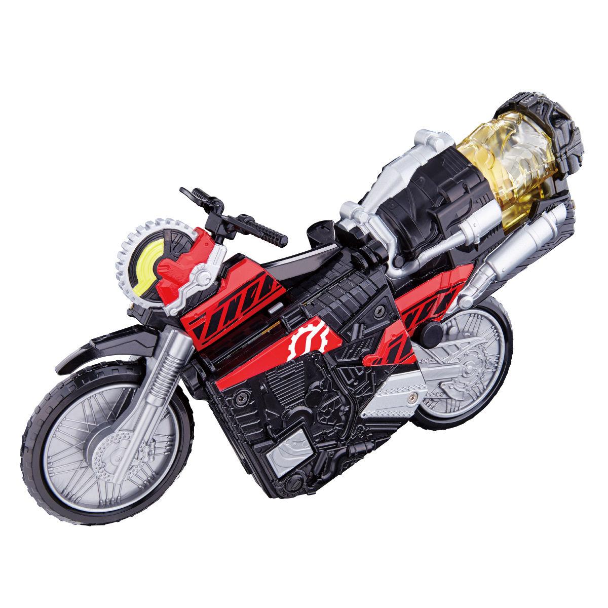バイク変形 DXビルドフォン