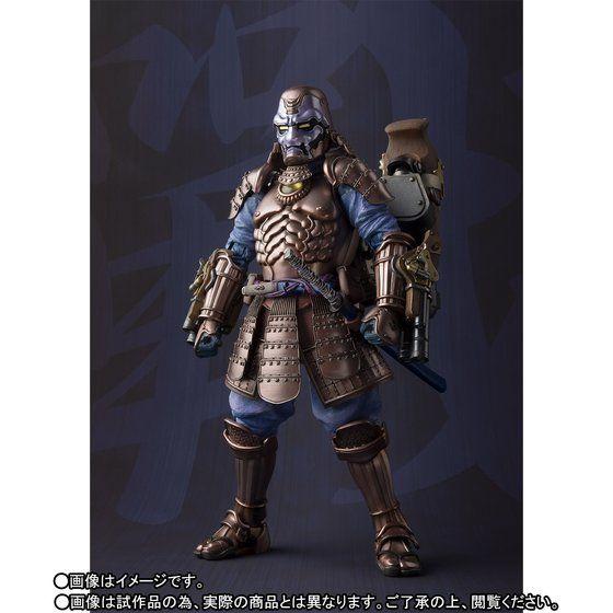 名将MANGA REALIZATION 鋼鉄侍 ウォーマシン
