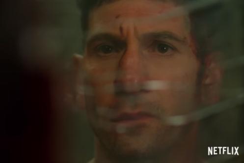 Netflix『パニッシャー』の予告編がついに公開!フランクの制裁が始まる!