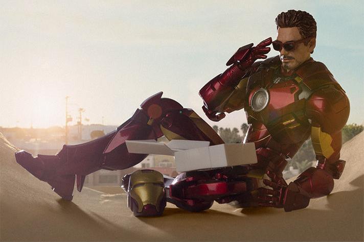 【予約】S.H.フィギュアーツ新作!アイアンマン マーク4がついに登場!トニーヘッドやドーナツも付属!