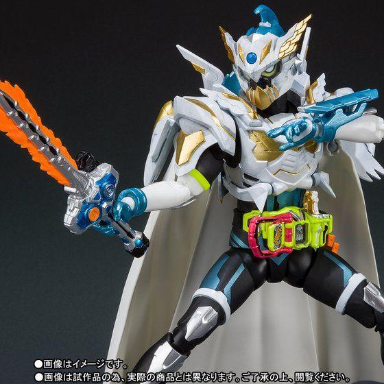 S.H.フィギュアーツ 仮面ライダーブレイブ レガシーゲーマー レベル100