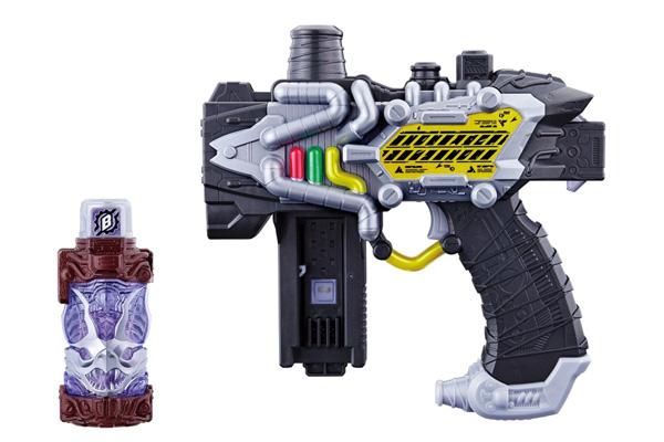 ナイトローグの専用武器「DXトランスチームガン」が10月14日発売!バットフルボトル付き!