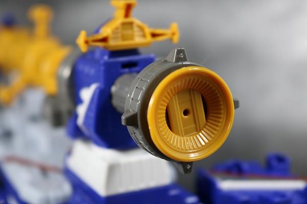 ミニプラ オリオンバトラー バトルシップオリオン キュータマ合体シリーズ06 レビュー