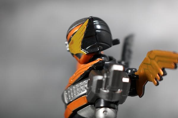 創動 仮面ライダービルド BUILD2 ホークガトリング レビュー