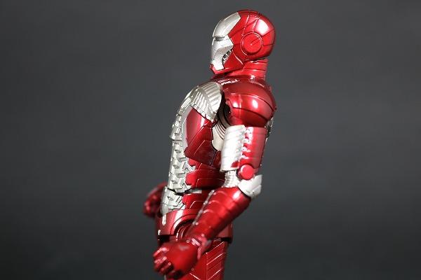 S.H.フィギュアーツ アイアンマン マーク5 レビュー 可動