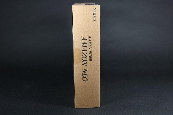 S.H.フィギュアーツ 仮面ライダーアマゾンネオ Amazon限定版  レビュー 箱 パッケージ