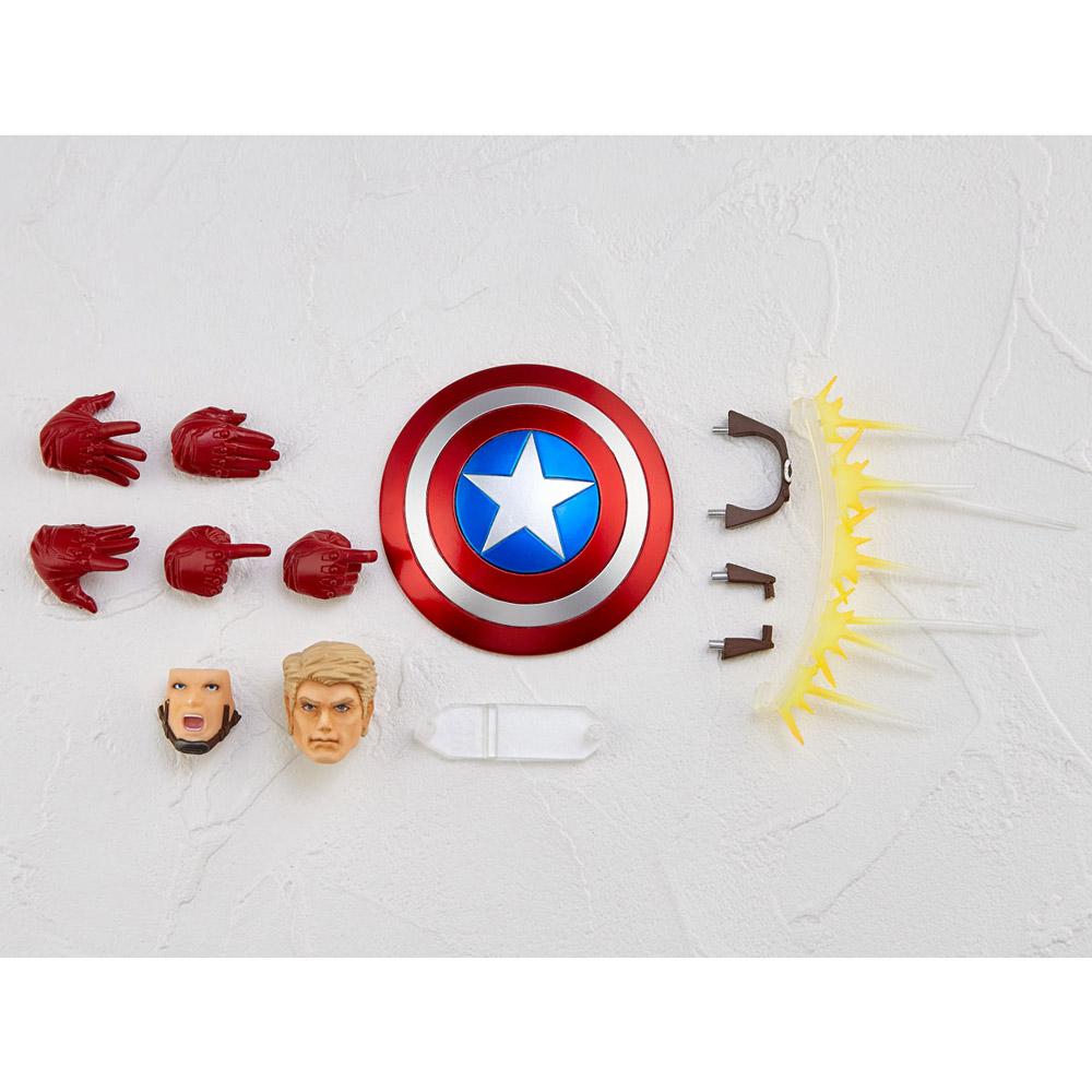 リボルテックアメイジングヤマグチ『キャプテンアメリカ』