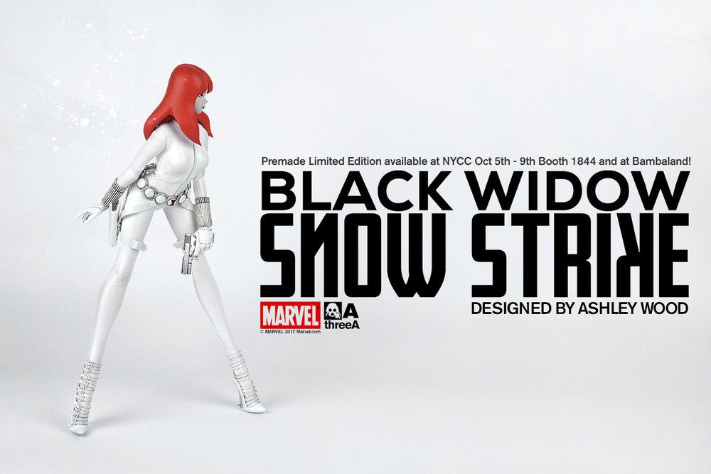 Three A Toys BLACK WIDOW SNOW STRIKE ブラックウィドウ スノーストライク