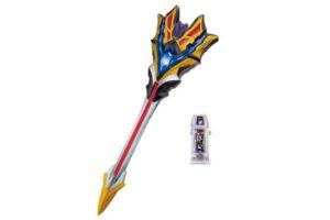 ウルトラマンジード「DXキングソード」10/28発売!ロイヤルメガマスターへ強化!