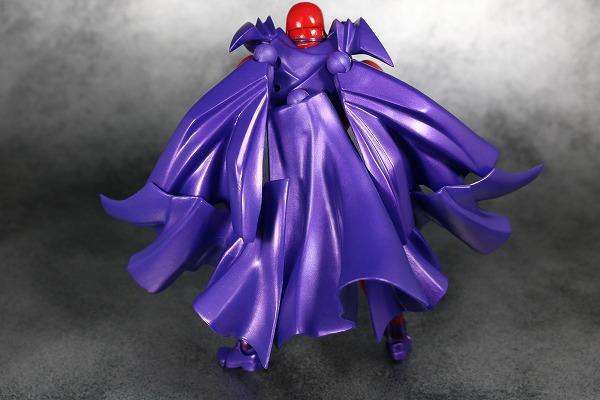 リボルテック Amazing Yamaguchi アメイジングヤマグチ マグニートー レビュー 付属品