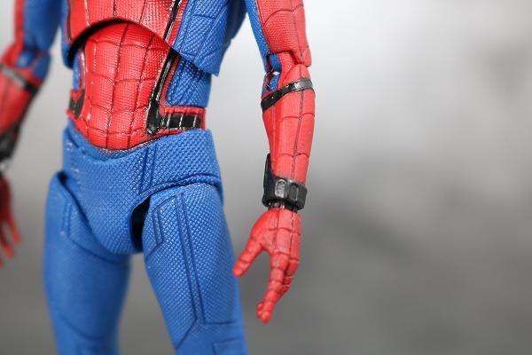 MAFEX スパイダーマン ホームカミング レビュー 全身