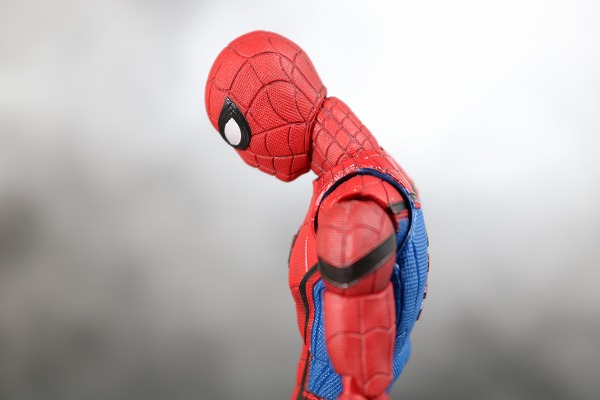 MAFEX スパイダーマン ホームカミング レビュー 可動