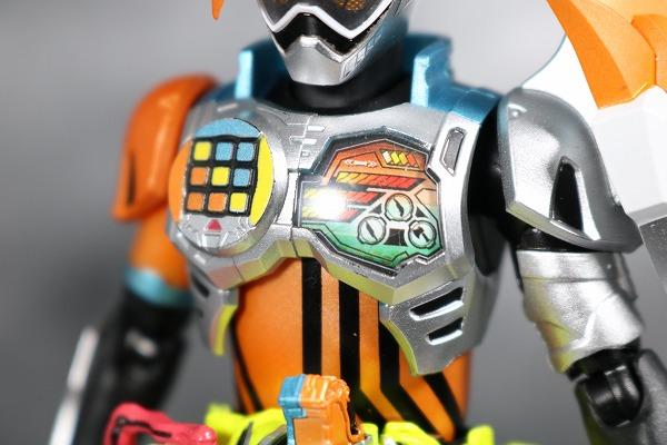 S.H.フィギュアーツ 仮面ライダーエグゼイド ダブルアクションゲーマー レベルXX レビュー R 全身