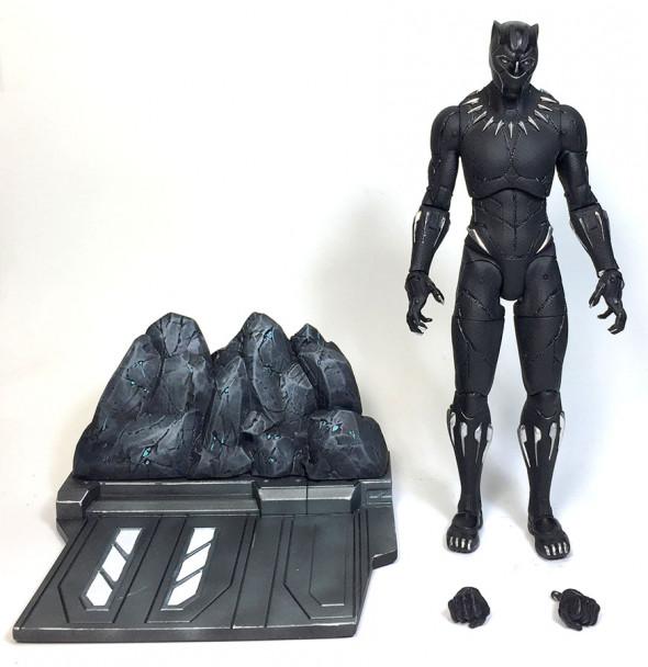 マーベルセレクト ブラックパンサー