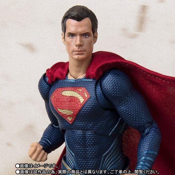 S.H.フィギュアーツ スーパーマン ジャスティスリーグ