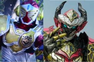 S.I.C新作!仮面ライダー鎧武より仮面ライダーバロン レモンエナジー&ロードバロンが登場!