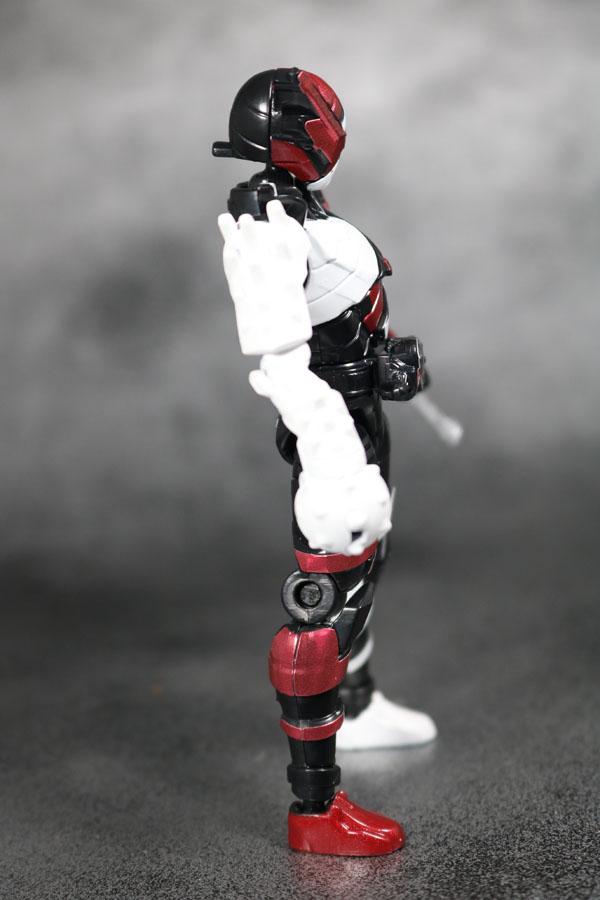 創動 仮面ライダービルド BUILD3 ファイヤーヘッジホッグ レビュー