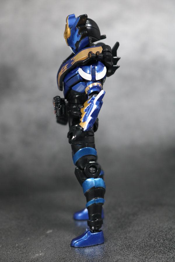 創動 仮面ライダービルド BUILD3 仮面ライダークローズ レビュー