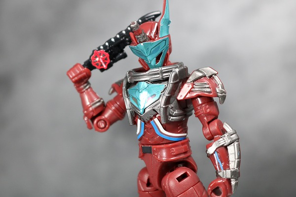 創動 仮面ライダービルド BUILD3 ブラッドスターク アクション レビュー