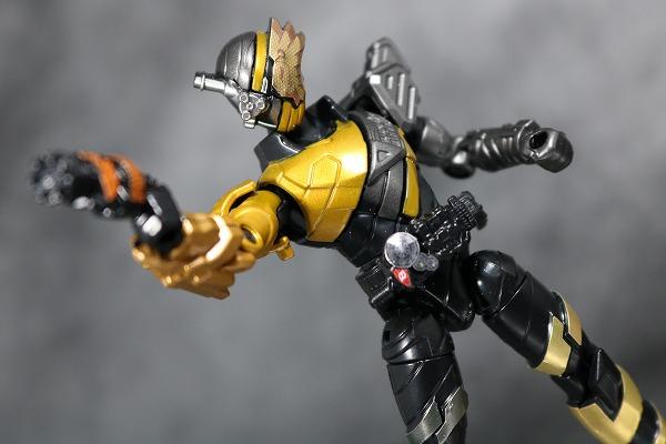 創動 仮面ライダービルド BUILD3 アクション ライオンガトリング レビュー