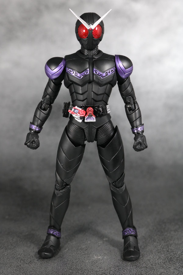 S.H.フィギュアーツ 仮面ライダージョーカー 真骨彫製法 レビュー 全身