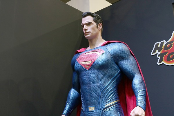 東京コミコン2017 ホットトイズ スーパーマン