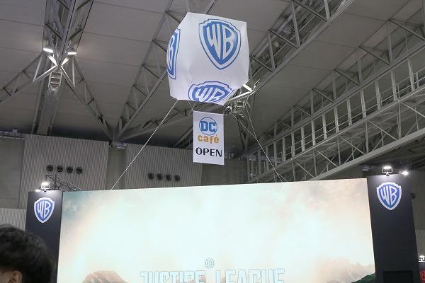 東京コミコン 2017 ワーナーブラザーズ