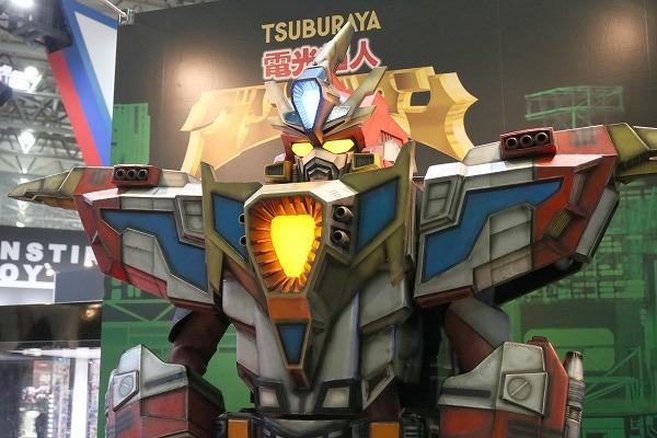 【東京コミコン2017】キンググリッドマンに感動!「円谷プロダクション」ブースをレポート!