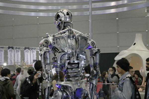 東京コミコン 2017 ターミネーター
