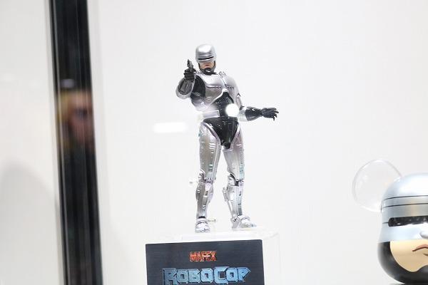 東京コミコン 2017 メディコム・トイ ロボコップ